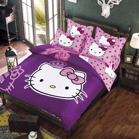 hello kitty bedroom set queen hello kitty bed set queen hello kitty bedding set queen king full size striped quilt cover set