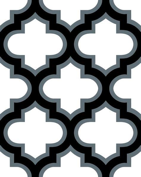 quatrefoil pattern png clipart moroccan lattice