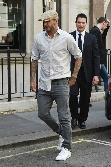 Beckham Summer 9910 3 david beckham helping out visits s dover store on beckham mens fashion