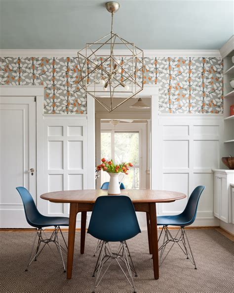 Kid Friendly Dining Chairs Meals With These Delish Mid Century Modern Dining Room Ideas Homesfeed