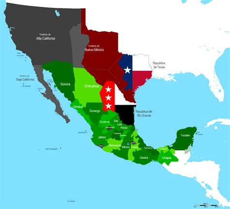 imagenes de economia file mapa mexico 1840 1 png wikimedia commons