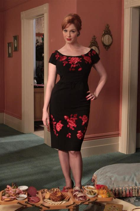 men dressed in dresses mad men fashion joan holloway s most iconic style