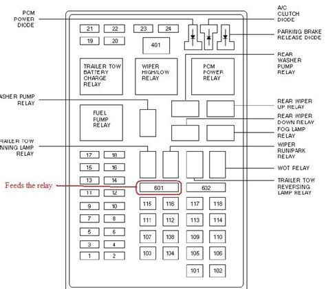 power window relay wiring diagram wiring diagram
