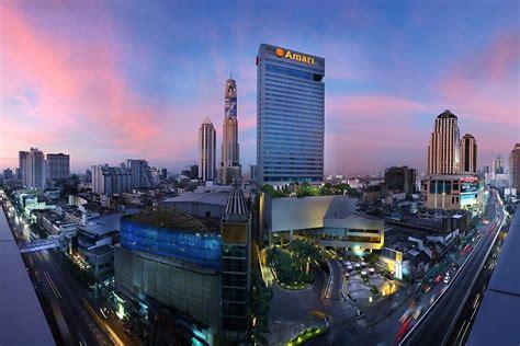 Amari Watergate Bangkok - UPDATED 2017 Prices & Hotel ...