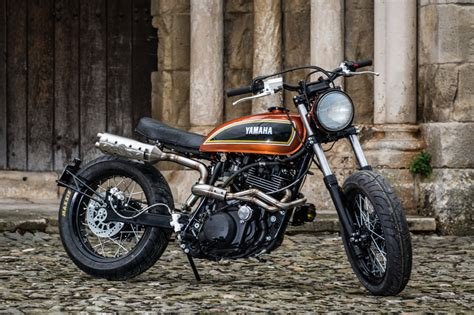 Motorrad Yamaha Xt 600 by Yamaha Xt600 Street Tracker By Redonda Motors Bikebound