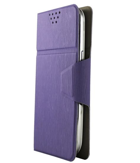 Leather Flip Vivo Y15 molife universal leather flip cover for vivo y15 light