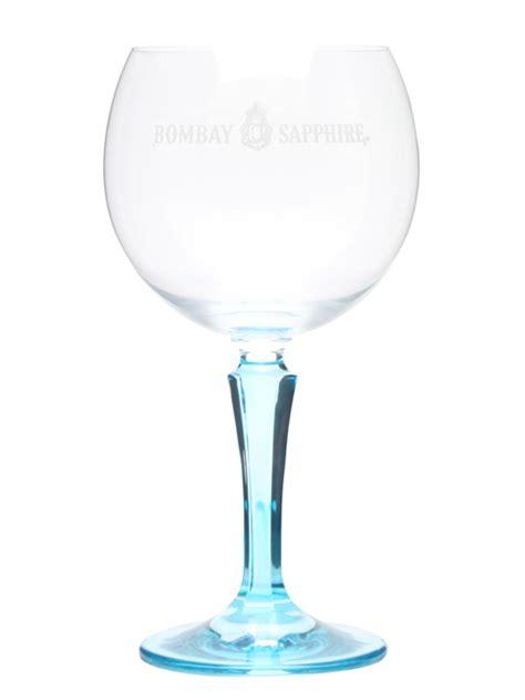 buy barware online bombay sapphire balloon glass the whisky exchange