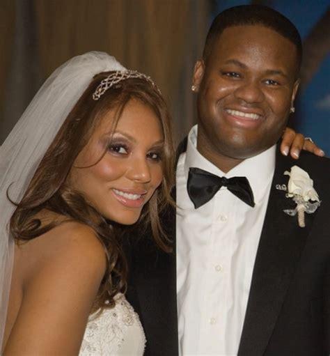 tamar braxton husband vincent herbert best reality star wedding photos