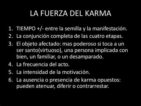 imagenes de reflexion sobre el karma reflexiones sobre el karma ii sesi 211 n
