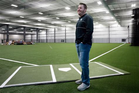 sports madison grb academy opens its doors on larger indoor baseball