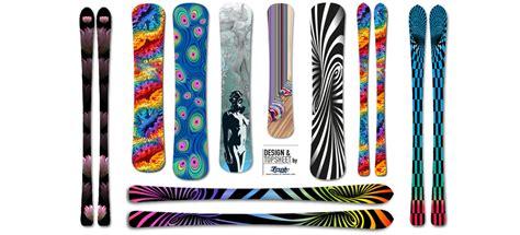 Snowboard Aufkleber Selber Machen by Skidesigns Freaks Of Fashion Onlineshop