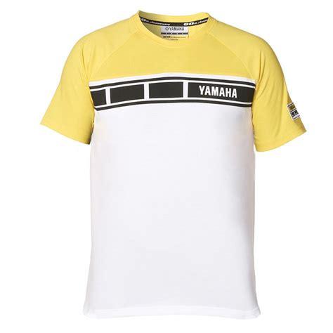 T Shirt White 60 60th anniversary t shirt yellow white