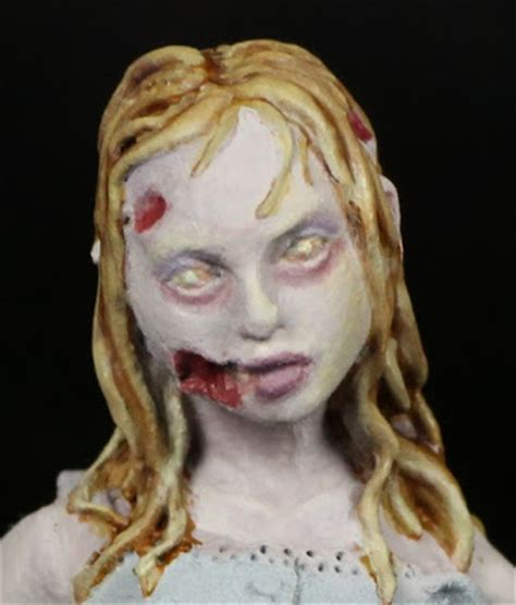 girl zombie hairstyles art and musings of a miniature hobbyist knight models