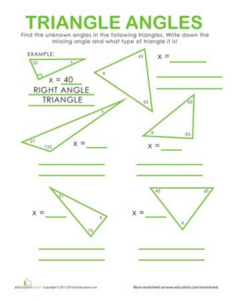 finding missing angles of a triangle worksheet best 20 geometry practice ideas on basic geometry shape activities and shape
