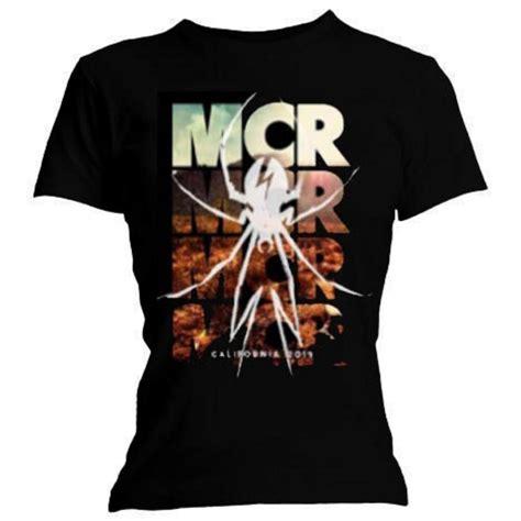 T Shirt Mcr official t shirt my chemical desert spider s 8