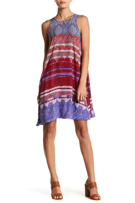 Beachlunchlounge Dress by Lunch Lounge Trapeeze Dress In Lyst