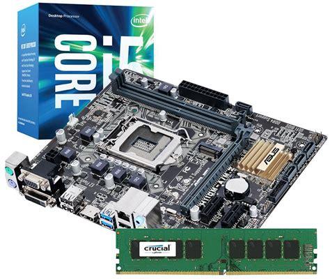 Pc For Design Intel I5 6400 270ghz Skylake Cache 6mb intel intel i5 bundle v4 pc enthusiast kit i5 6400 cpu 8gb ddr4 memory ebay