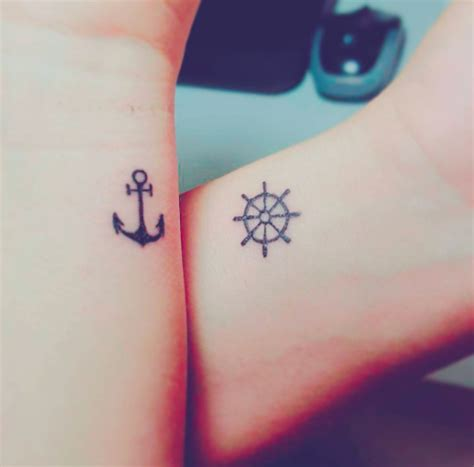 can you get a tattoo at 17 with parental consent 11 actually cool matching tattoos that you can get with