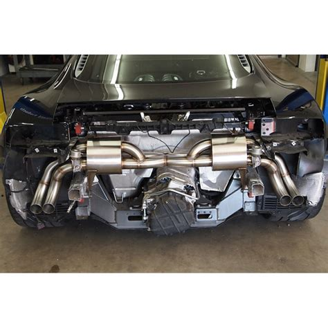 Audi R8 Auspuff by Orion Performance Exhaust Audi R8 V10