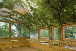eco architecture luxurious prefab treehouses do care for