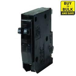 shop square d qo 20 1 pole tandem circuit breaker at
