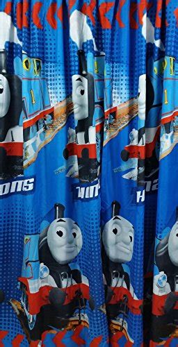 thomas and friends curtains 4pc thomas the train curtain set faster tank engine drapes