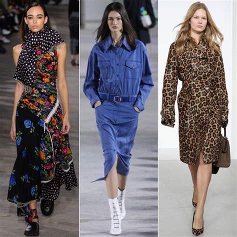 9 Fashion Trends by Fall 2018 Fashion Trends Popsugar Fashion