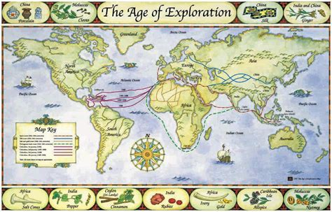 printable map new world explorers evolutionary perspectives on art history art history today