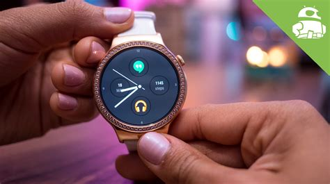 what is android wear on with android wear 2 0 android authority