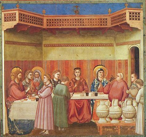 Wedding In Cana Painting by Marriage At Cana