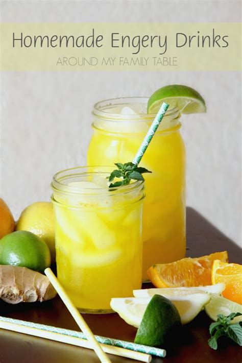 Detox Drinks For Energy by 25 Best Ideas About Energy Drinks On Healthy
