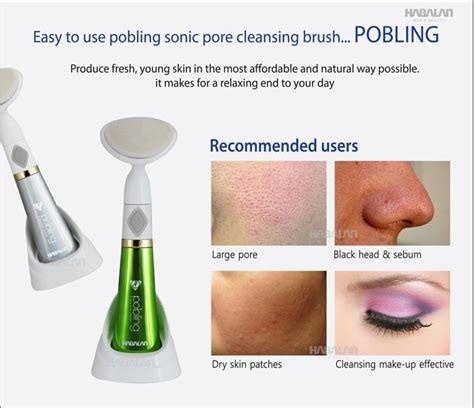 Pobling Sonic Pore Cleanser Original Korea Murah Meriah 1 korea pobling pore sonic cleanser beauty tools health beauty i murah malaysia wide