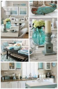 Beach chic coastal cottage home tour with breezy design fox hollow cottage