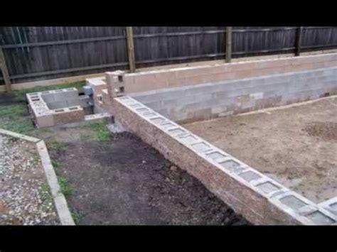 diy inground concrete pool homebuilt diy concrete block swimming pool