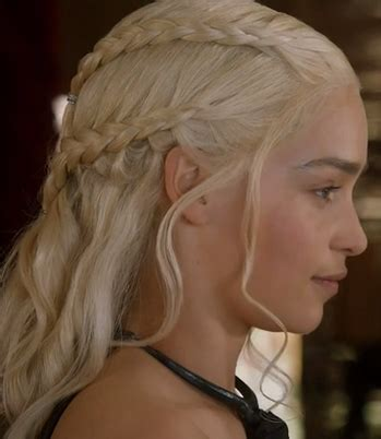 daenerys targaryen hair diy hair tutorial inspired by daenerys targaryen