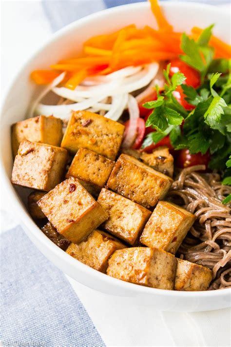 baked tofu 5 ingredients needed weeknight tofu