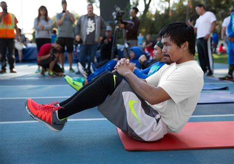 manny pacquiao running shoes prior to the mayweather fight nike gives us an inside