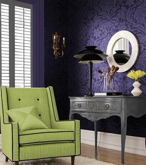 Purple Living Room Feng Shui Feng Shui Color Decorating Materials Interior