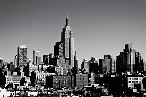 ny skyscrapers timeless the empire state building and the new york city skyline photograph by vivienne gucwa
