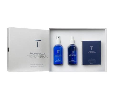 philip kingsley trichotherapy regime 3 piece kit feelunique 17 best images about our hair heroes on pinterest