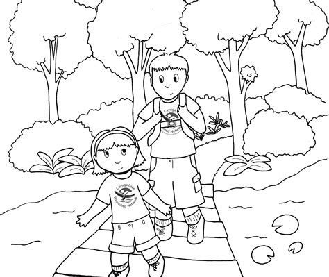 Free Coloring Pages Of Great Lakes Lake Coloring Page