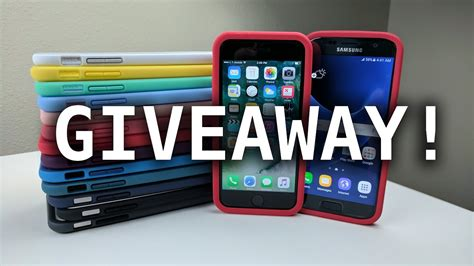 Phone Giveaway - iphone 7 galaxy s7 giveaway tech and geek