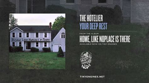 the hotelier your rest