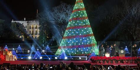 national christmas tree lighting wttw