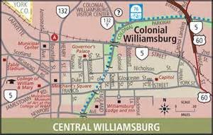 Virginia Tourism Map by Williamsburg Va Map Attractions Myideasbedroom Com