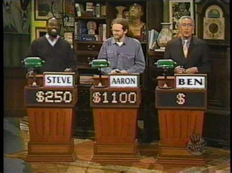 Win Ben Stein S Money Jimmy Kimmel - remember the game show quot win ben stein s money quot most like the first time you ever