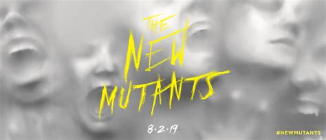 The New by The New Mutants