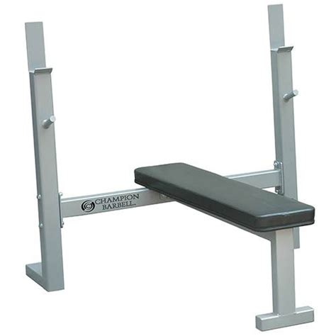 competitor workout bench chion barbell field house competition bench each 814402 fitness strength