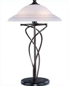 Glass Table Ls Lite Source Bronze W Cloud Glass Shade Table L Ls 3640d Brz