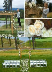 simple backyard wedding ideas 25 best ideas about small wedding on